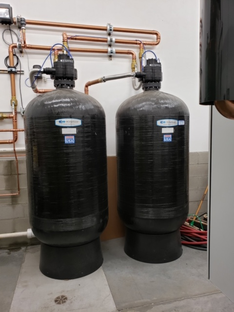 Commercial Filtration System